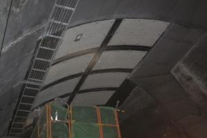 トンネル覆工補強
